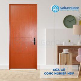 Cửa gỗ công nghiệp HDF P1R4-C10