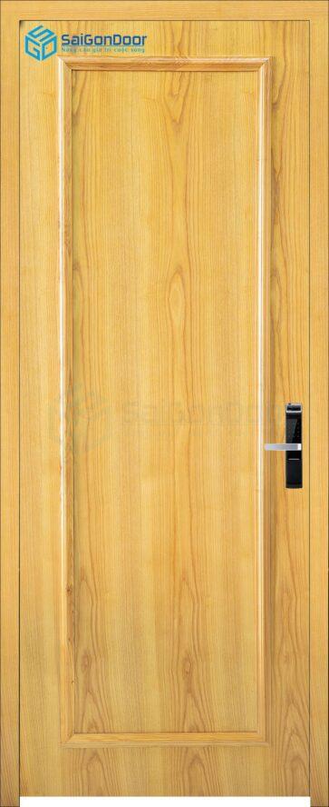 Cửa gỗ phòng khách sạn KS Cua go HDF Veneer 1B-Soi