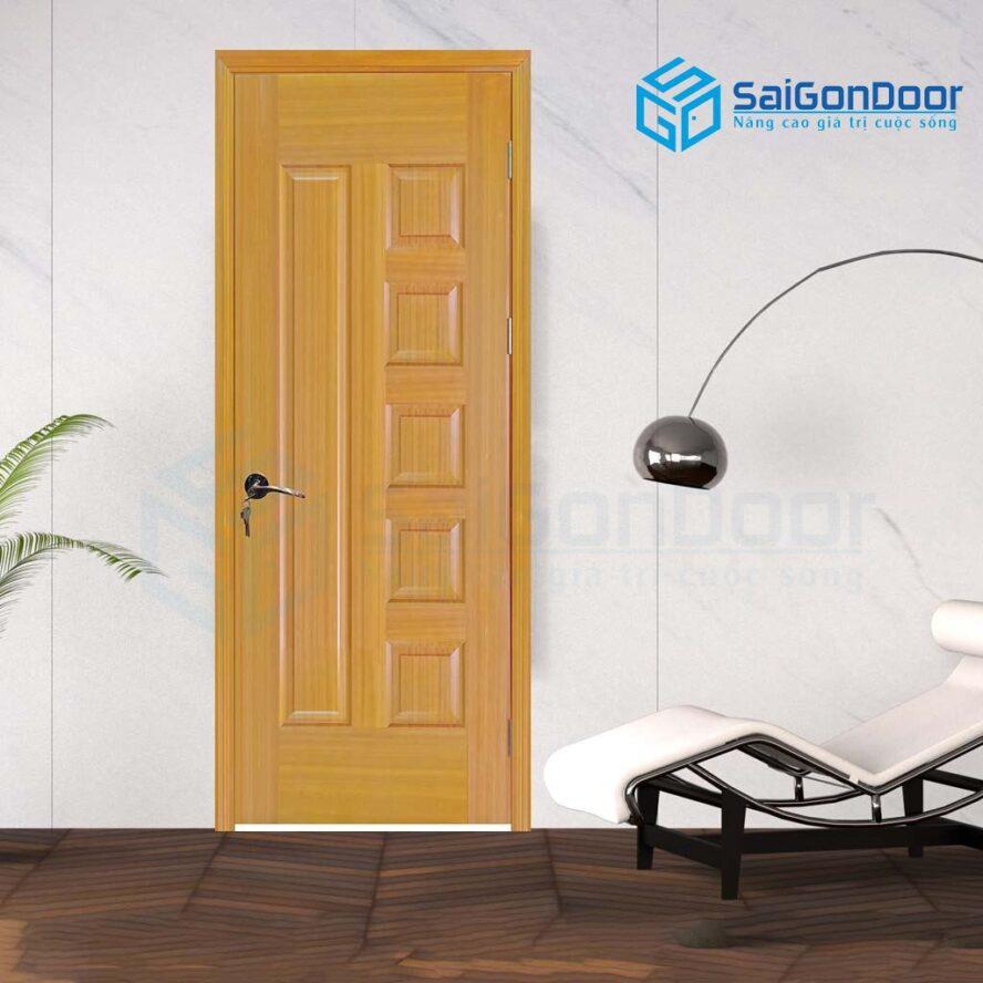 Cửa gỗ cao cấp SaiGonDoor
