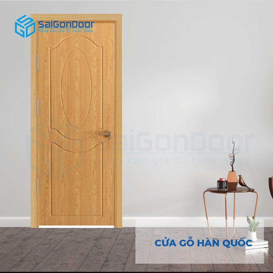Cửa nhựa Sài Gòn SGD Cua go Han Quoc 685
