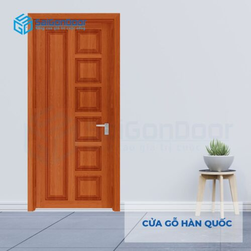 Cửa nhựa Sài Gòn SGD 6B sapele (2)