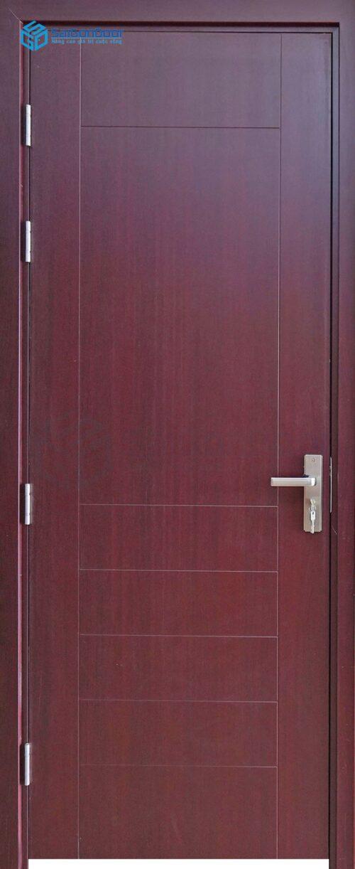Cửa nhựa Sài Gòn SGD Cua go Han Quoc SYB 105 CNC