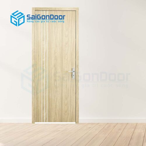 Cửa gỗ phòng khách sạn KS Cua go MDF laminate P1R2 23029