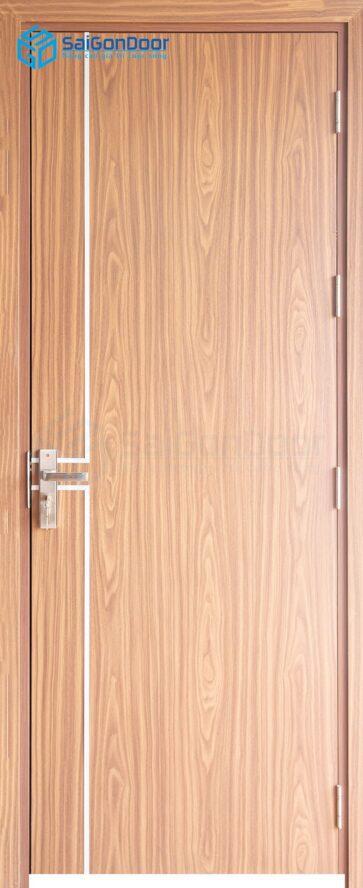 Cửa gỗ phòng ngủ PN MDF Melamine P1R1