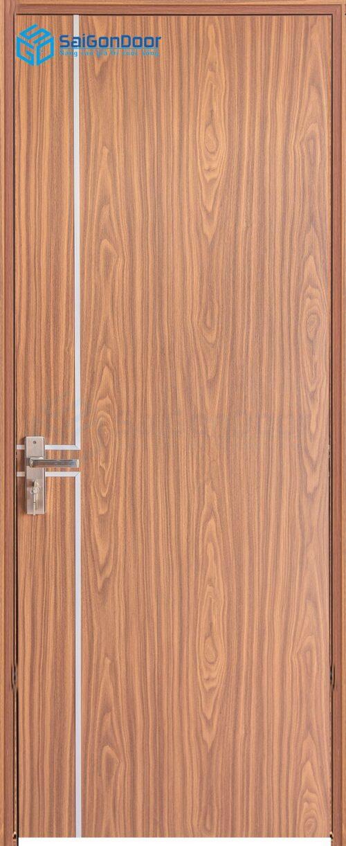 Cửa gỗ phòng ngủ PN MDF Melamine P1R11