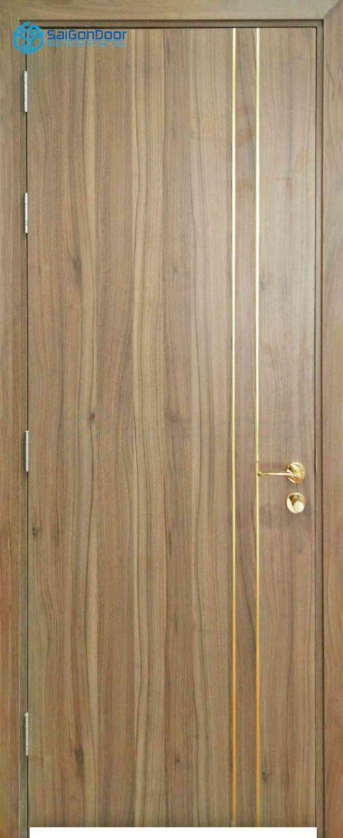 Cửa gỗ công nghiệp MDF Melamine P1R2-4