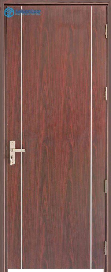 Cửa gỗ cao cấp Hàn Quốc MDF Melamine P1R2