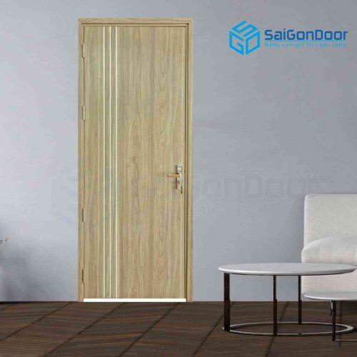 Cửa gỗ cao cấp Hàn Quốc MDF Melamine P1R3 (2302)