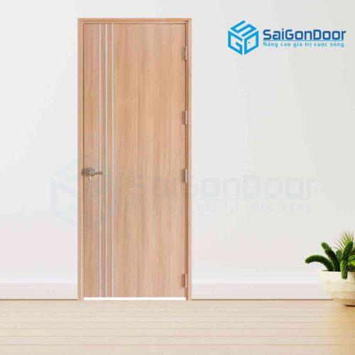 Cửa gỗ cao cấp Hàn Quốc MDF Melamine P1R3