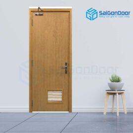 Cửa gỗ cao cấp SaiGonDoor MDF Veneer P1L1