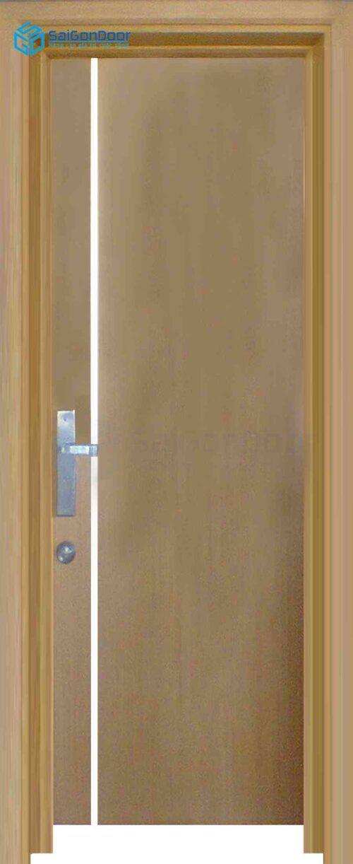 Cửa gỗ công nghiệp MDF Melamine P1R1