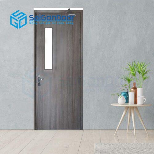 Cửa gỗ nhà tắm SGD Cua go cong nghiep SGD Melamine P1G1