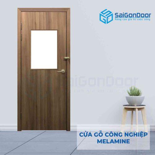 Cửa gỗ công nghiệp MDF Melamine P1G11