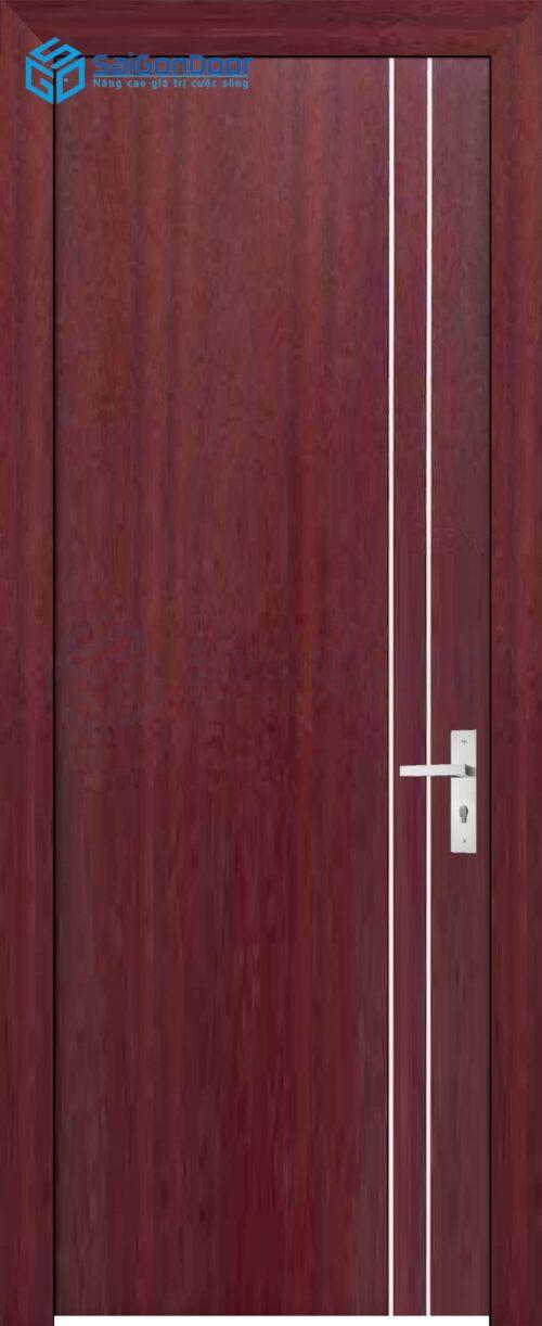 Cửa gỗ phòng ngủ PN SGD P1R2 1