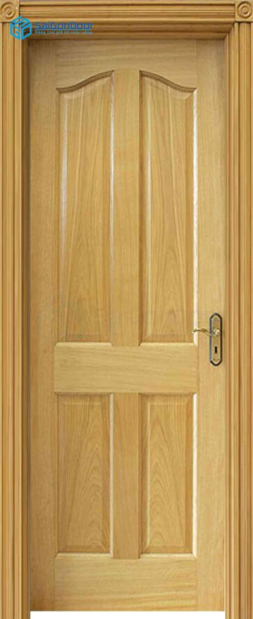 Cửa gỗ tự nhiên GTN 4A ash
