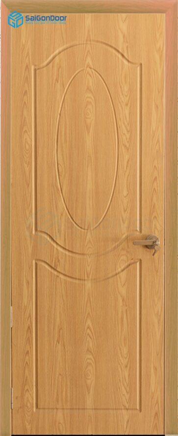 Cửa gỗ giá rẻ SGD Composite 685
