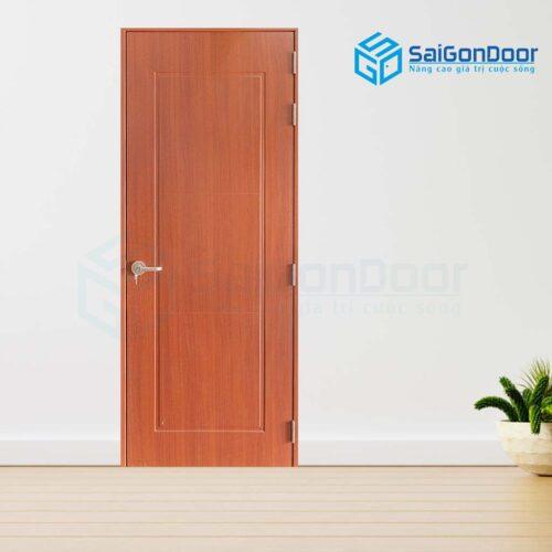 Cửa gỗ nhà vệ sinh Composite 87