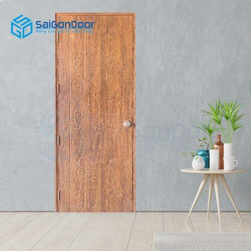 Cửa gỗ giá rẻ SGD Composite P11