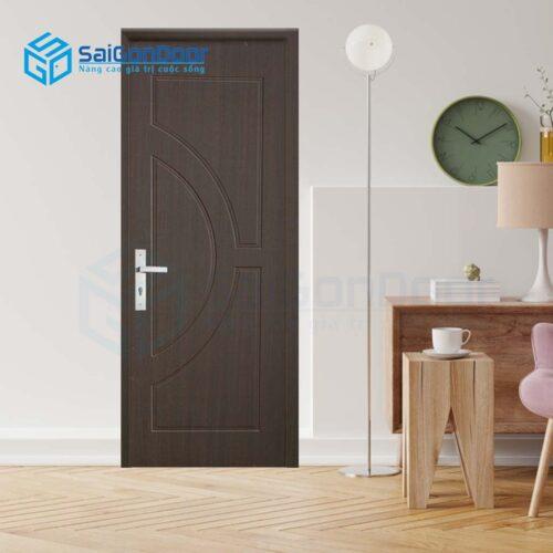 Cửa gỗ giá rẻ SGD Composite SYB 352 (1)