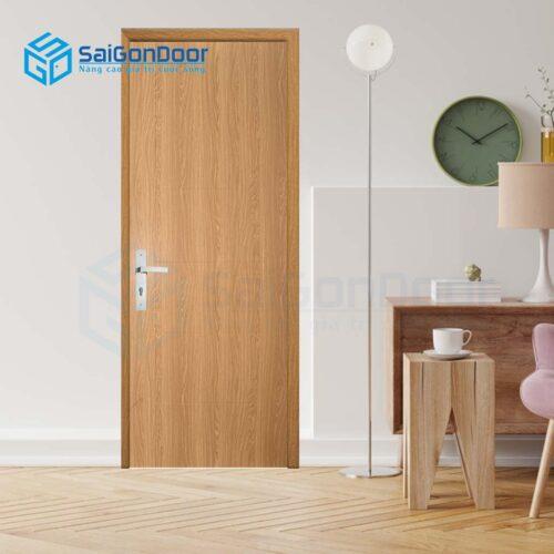 Cửa gỗ giá rẻ SGD Composite SYB 721