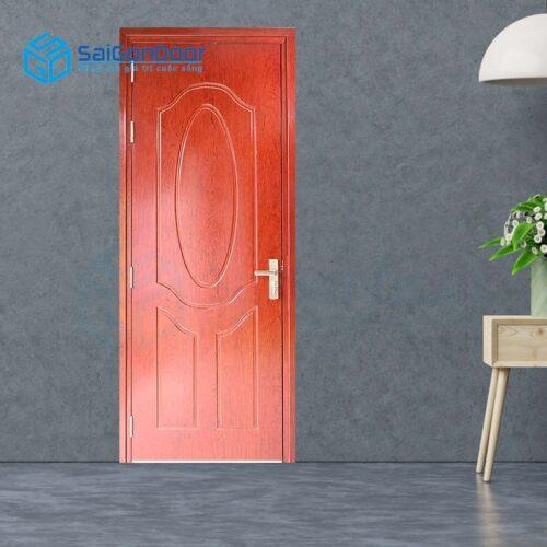Cửa gỗ giá rẻ SGD composite LX 62