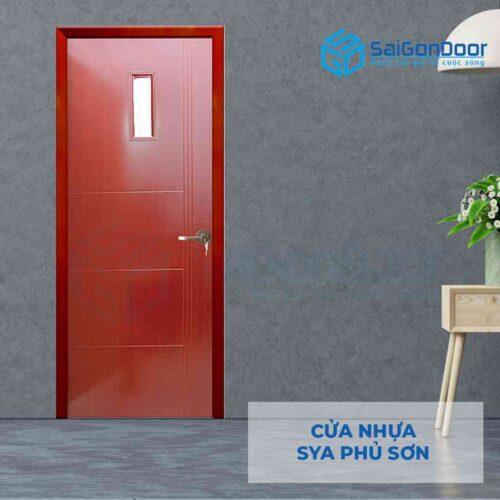 Cửa nhựa Composite SYA 55