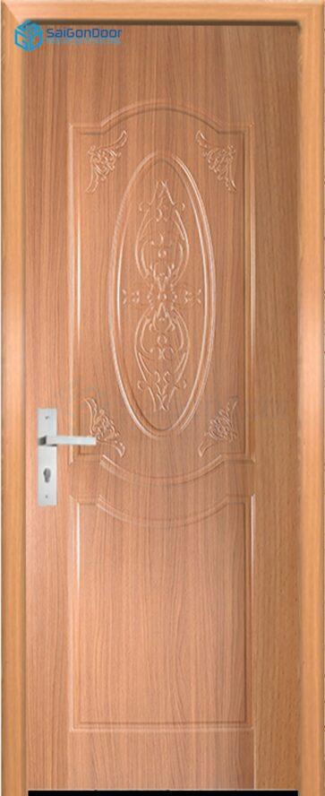 Cửa gỗ giá rẻ SGD SYB 670