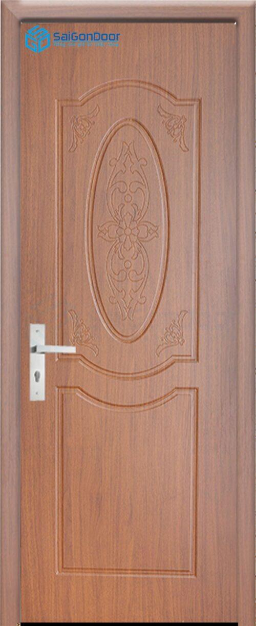 Cửa nhựa phòng ngủ PN Cua nhua Sungyu SYB 743
