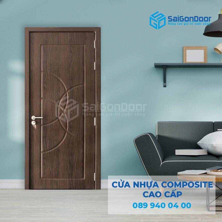 Cua nhua composite P1R4C