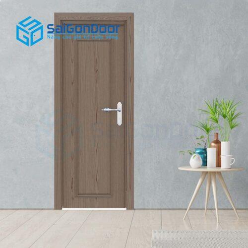 Cửa gỗ nhà tắm SGD Cua nhua composite SGD 1PN