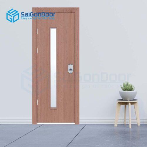 Cửa gỗ giá rẻ SGD Composite P1G1Ds