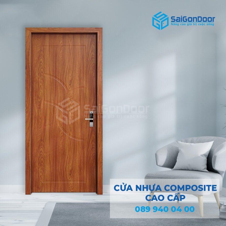 Cua nhua composite SGD103 M10