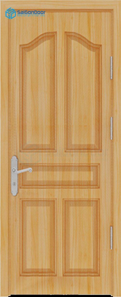 Cửa gỗ giá rẻ SGD composite 5A ash (1)