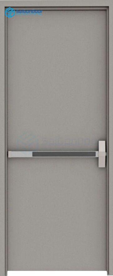 Cửa thép chống cháy TCC P1-Gray