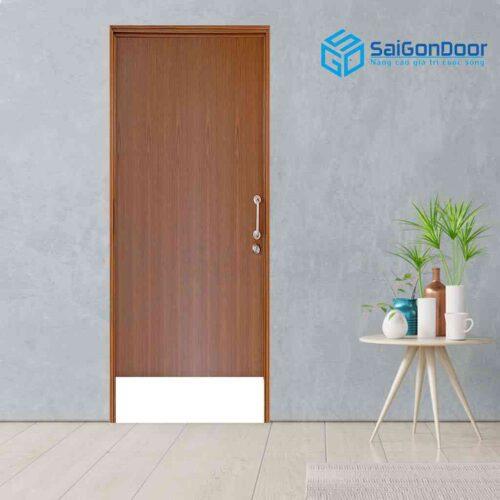 Cửa gỗ cao cấp Hàn Quốc IMG_2208 ô Fix chân cửa