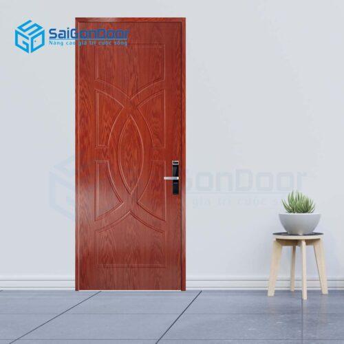 Cửa gỗ giá rẻ SGD LX5-102