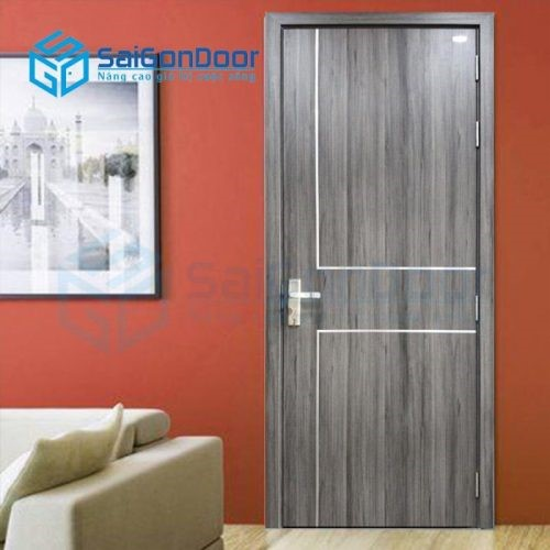 Lựa chọn màu sắc cửa nhựa giả gỗ phù hợp với thiết kế chung của khách sạn