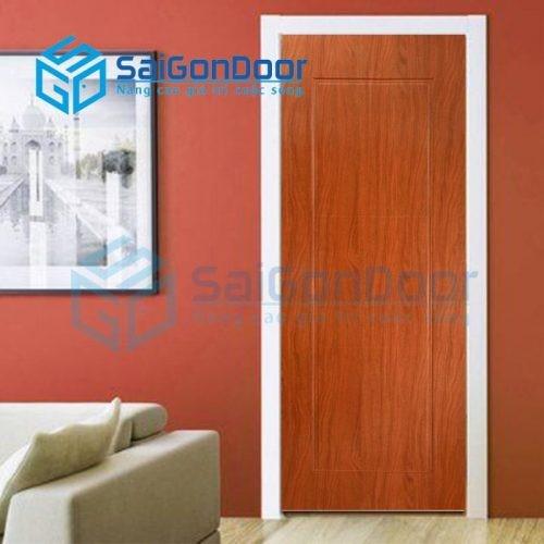 Vật liệu được sử dụng làm cửa nhựa vân gỗ là yếu tố quan trọng ảnh hưởng đến giá của sản phẩm