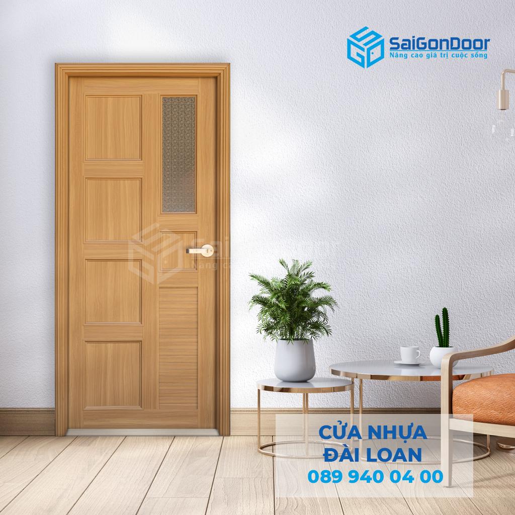 Cửa nhà tắm - Sài Gòn Door