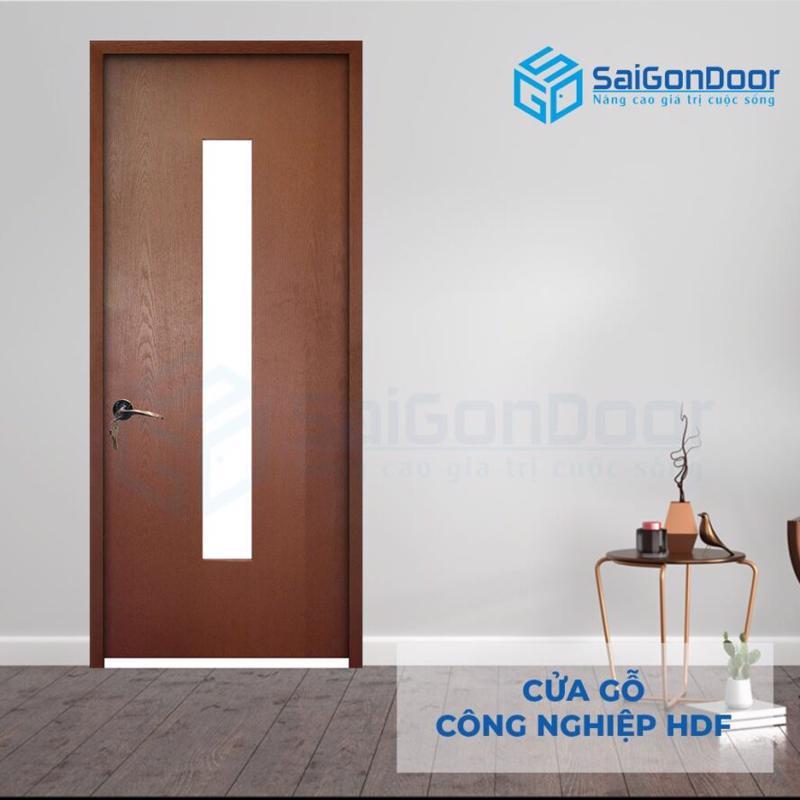 Cửa gỗ công nghiệp HDF 1G-C11
