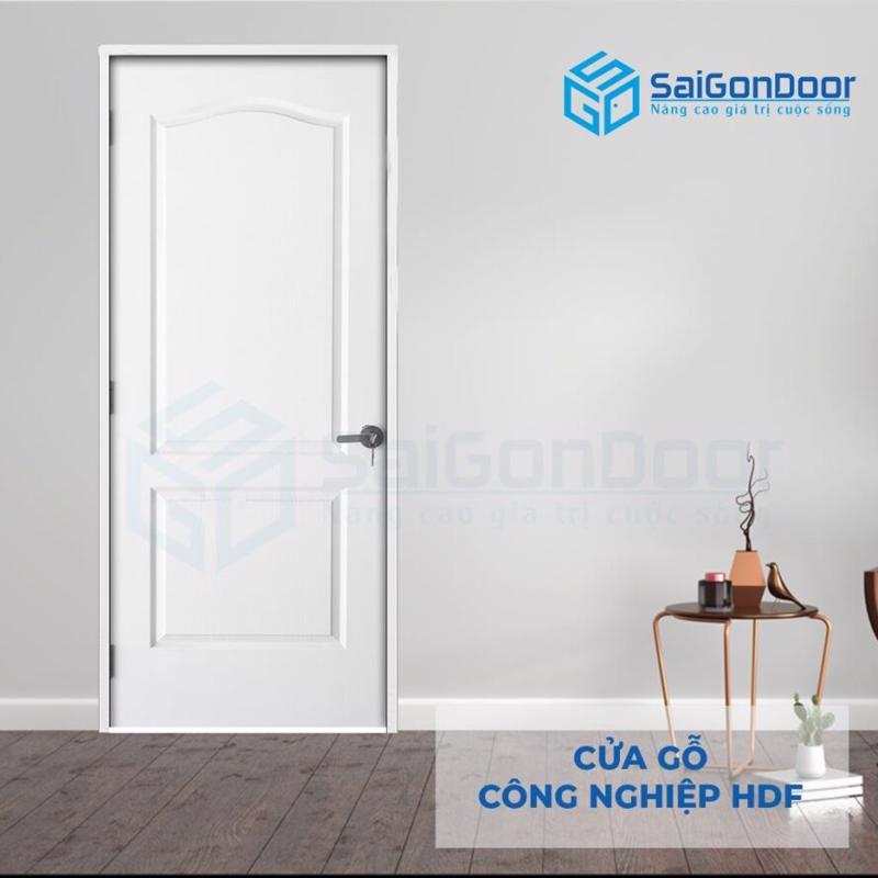 Cửa gỗ công nghiệp HDF 2A-C1 (2)