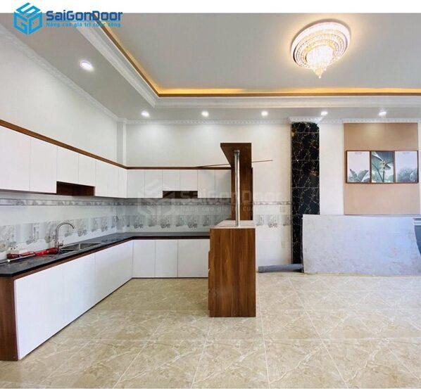 Saigondoor - nơi cung cấp sản phẩm tủ bếp công nghiệp chất lượng