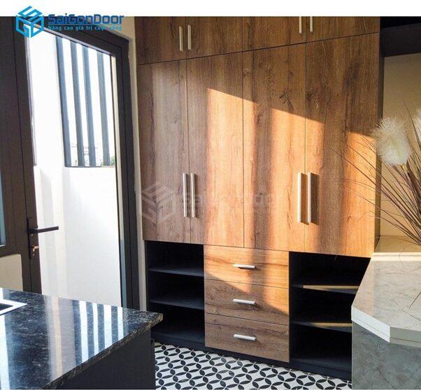 Tủ quần áo gỗ an toàn cho người sử dụng