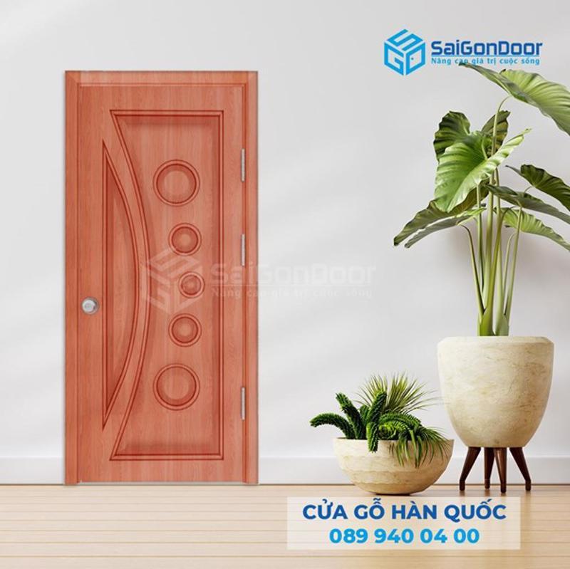 Saigondoor địa chỉ sản xuất cửa gỗ thông phòng