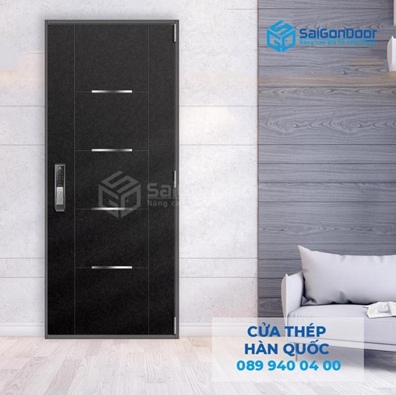 Saigondoor chuyên cung cấp và phân phối các loại cửa thép Hàn Quốc chính hãng