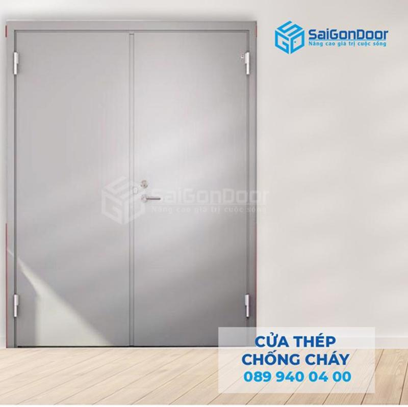 Cánh cửa có độ dày từ 0.8mm-1mm