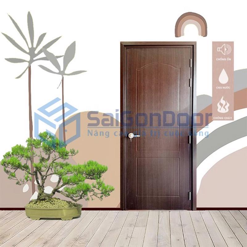 Cửa gỗ nhựa composite chất lượng cao