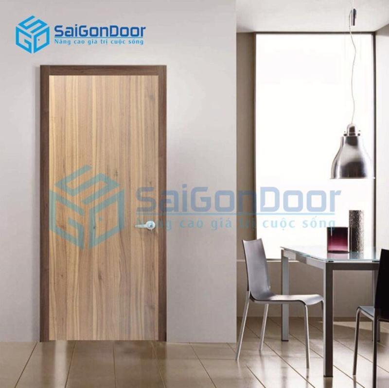 Mẫu cửa gỗ nhà tắm cao cấp độc quyền tại SaiGonDoor