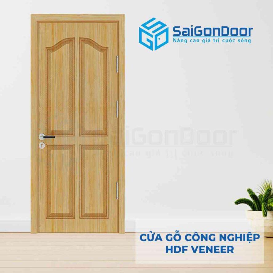 Thiết kế 4 Panel dạng CNC tạo sự ngay ngắn đồng nhất của của phòng ngủ