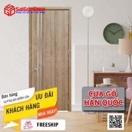 Cửa gỗ cao cấp Hàn Quốc cách âm giá rẻ